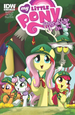 My Little Pony - Friendship is Magic Issue #24