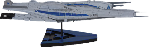 Mass Effect - Alliance Cruiser Ship Replica