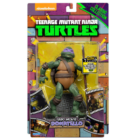 "TMNT - Classic Collector Movie 6"" Donatello Figure"