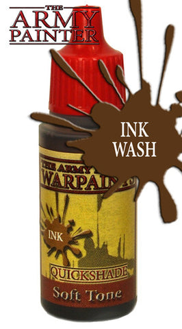 Army Painter - Warpaints Soft Tone Ink Wash