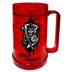 Sons of Anarchy - Red Ezy Freeze Stein