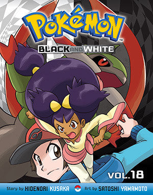Pokemon - Manga Black And White Vol 018
