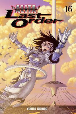 Battle Angel Alita: Last Order - Manga Volume 016