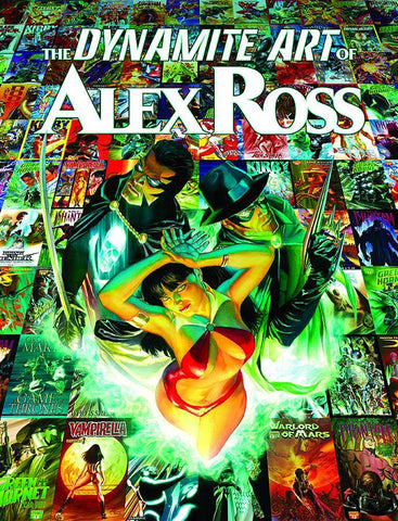 Dynamite Art of Alex Ross, The (HC)