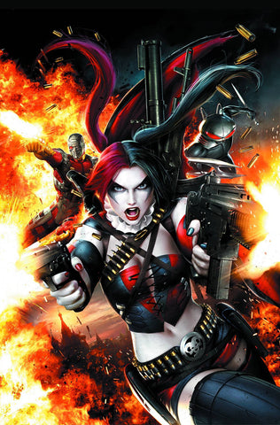 New Suicide Squad - New 52 Issue #4