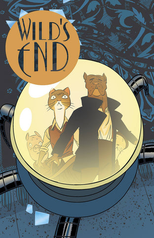 Wild's End - Issue #3