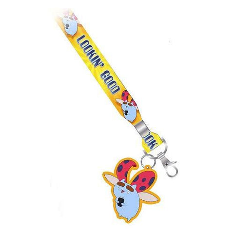 Bravest Warrirors - Lookin' Good Lanyard Key Chain