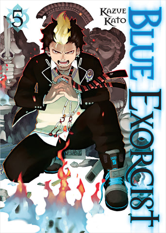 Blue Exorcist - Manga Volume 005