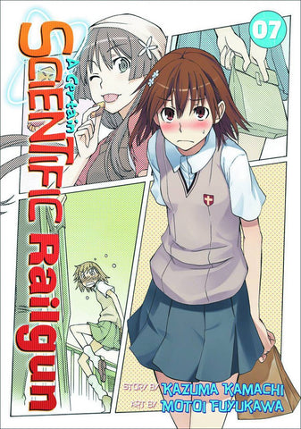 Certain Scientific Railgun, A - Manga Volume 007