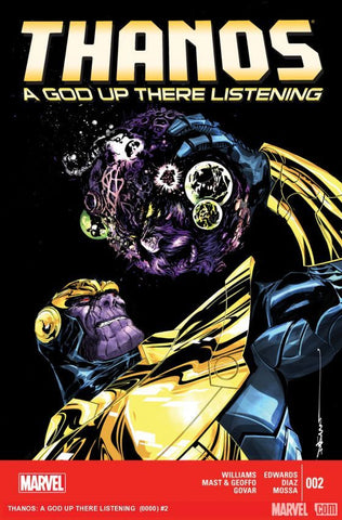 Thanos - A God Up There Listening Issue #2
