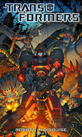 Transformers - Robots In Disguise Volume 002 TP
