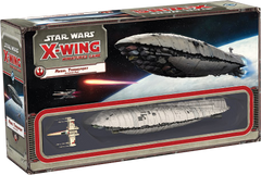 Star Wars - X-Wing Miniatures Game Rebel Transport Expansion Pack