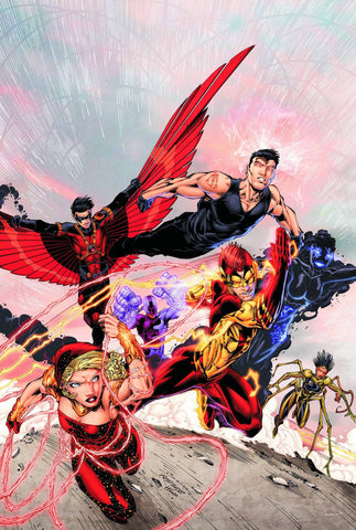 Teen Titans - New 52 ITS OUR RIGHT TO FIGHT Vol 01 TP
