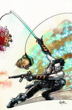 Lobo - New 52 Issue #1 (1st Printing)