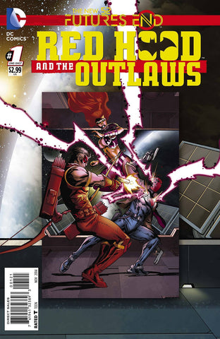 Red Hood and the Outlaws - Futures End Issue #1 Standard Edition