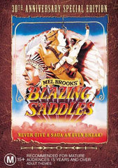 Blazing Saddles 30th Anniversary Special Edition DVD [REGION 4]