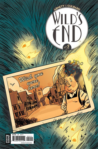 Wild's End - Issue #2