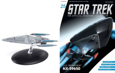 Star Trek - Official Starships Collection Magazine Issue 25