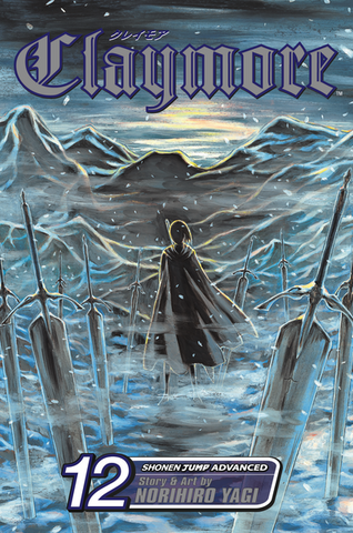 Claymore - Manga Volume 012