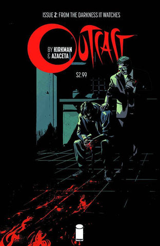 Outcast - Comic Issue #2