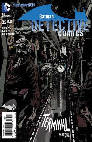 Batman - Detective Comics New 52 Issue #35