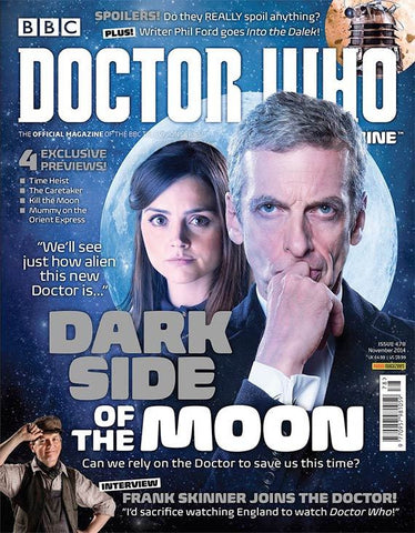 Doctor Who - Magazine Nov 2014 Issue #478