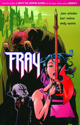 Joss Whedon - Fray Future Slayer TP