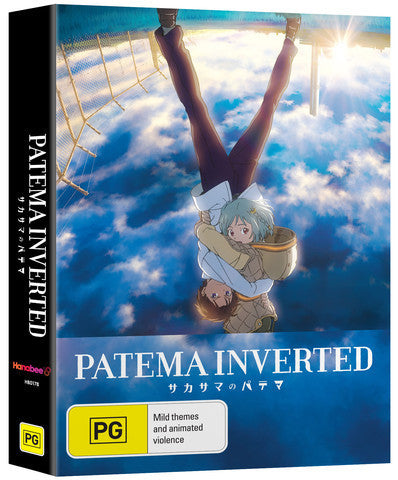 Patema Inverted - Anime Blu-Ray [REGION B]