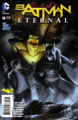 Batman Eternal - Issue #18