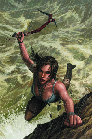 Tomb Raider - Issue #2