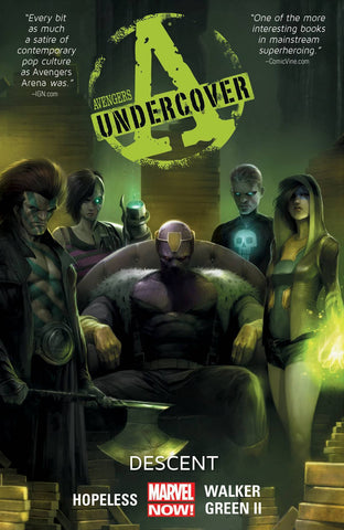 AVENGERS UNDERCOVER - VOL 01 DESCENT TP