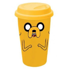 Adventure Time - Jake Ceramic Travel Mug