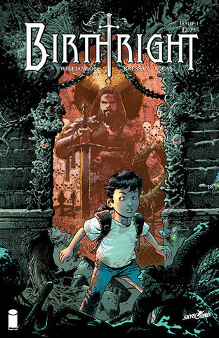 Birthright - Comic Issue #1