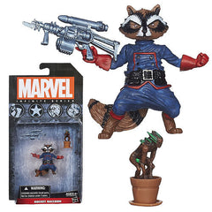 Marvel Infinite Series - Rocket Raccoon Action Figure