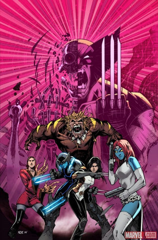 Death of Wolverine - The Logan Legacy Issue #1 (of 7)