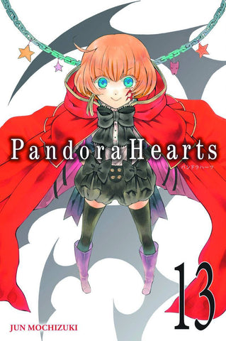 Pandora Hearts - Manga Vol 013