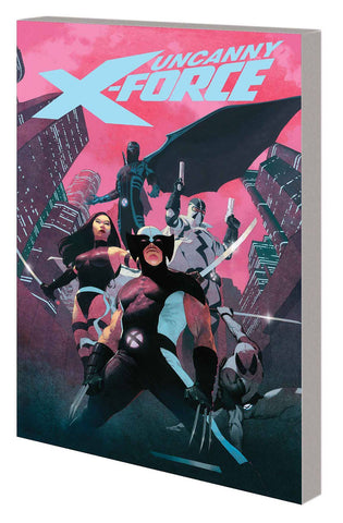 Uncanny X-Force Complete Collection TP VOL 1