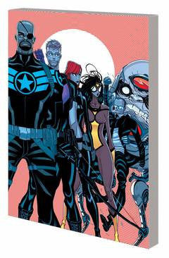 Secret Avengers - Vol 1 Let's Have A Problem TP
