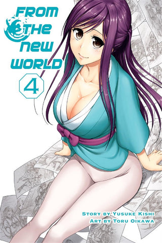 From the New World - Manga Vol 04