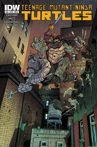TMNT - Ongoing Issue #39