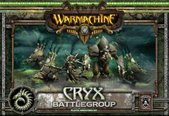 Warmachine - Cryx Battlegroup Plastic Miniatures Kit