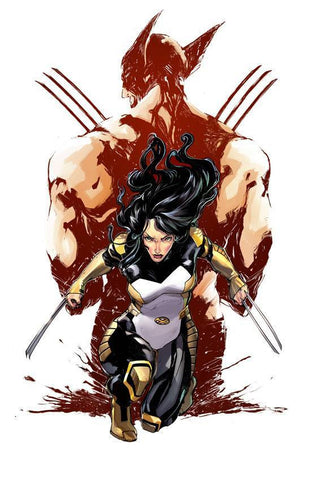 Death of Wolverine - The Logan Legacy Issue #2 (of 7)