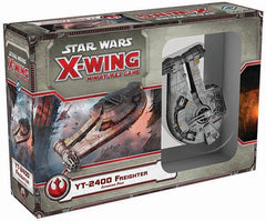 Star Wars - X-Wing Miniatures Game YT-2400 Freighter Expansion Pack