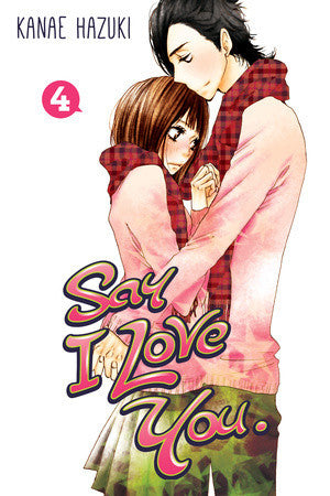 Say I Love You - Manga Vol 004