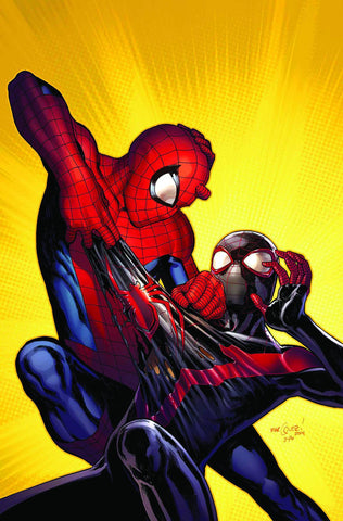 Miles Morales: The Ultimate Spider-Man - Issue #4