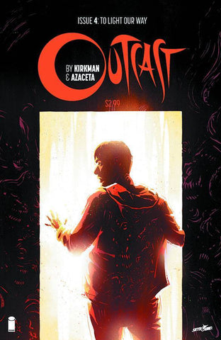 Outcast - Issue #4