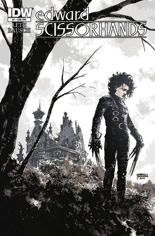 Edward Scissorhands - Issue #1 SUB VARIANT