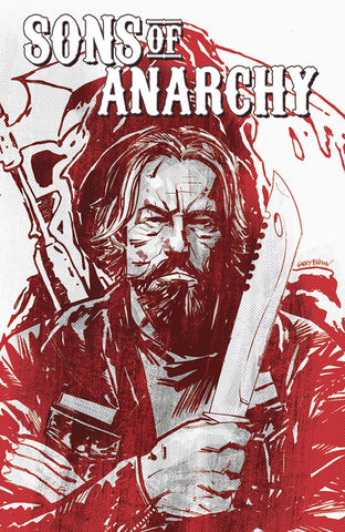 Sons of Anarchy - Issue #12