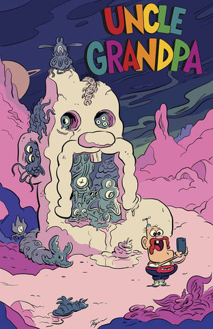 Uncle Grandpa - Issue #1