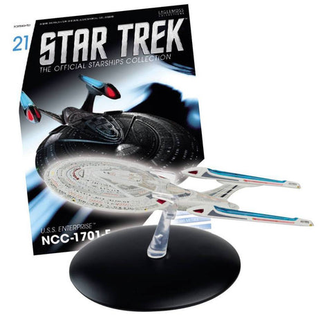Star Trek - Official Starships Collection Magazine Issue 021